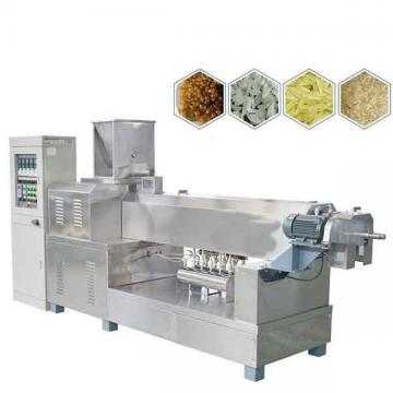 Artificial Rice Nutritional Rice Making Machine Extruder