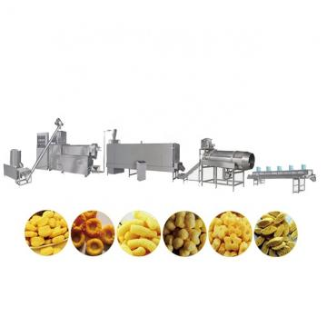 Industrial Breakfast Cereals Corn Flakes Machine