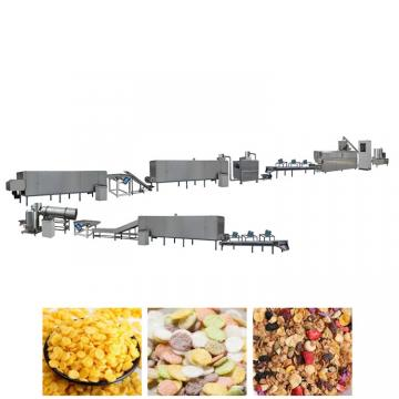 Factory Selling Corn Flakes Extrusion Machine