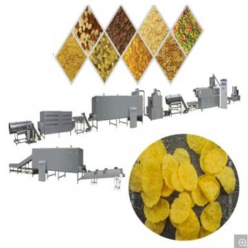 Corn Flakes Processing Line/Extruder Machine