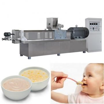 Nutritional Powder Cereals Baby Food Making Machine