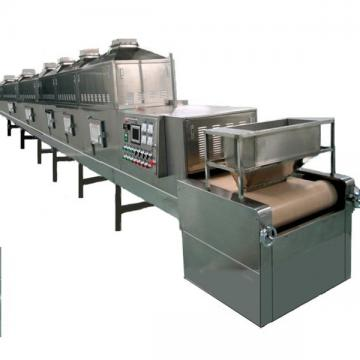 Food Automatic Belt Drying Equipment Fruit Tunnel Dryer