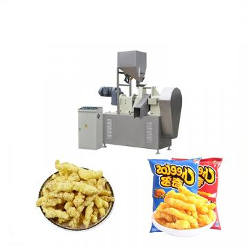 Kurkure Cheetos Corn Rice Chips Puff Snack Food Making Machine