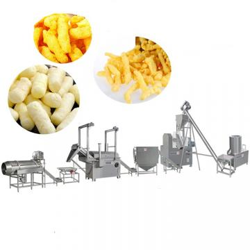 Kurkure Nik Naks Making Machine Plant Jinan Reno Extrusion Machinery
