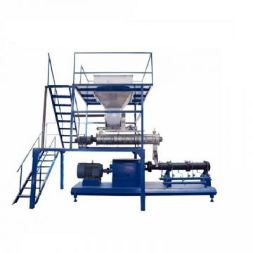 Manufacturer Fish Feed Pellet Making Machine