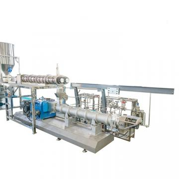 Large Capacity Automatic Pet Dog Cat Fish Food Extruder Palnt Processing Machine Production Line