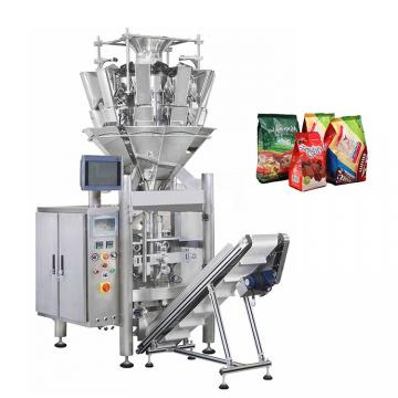 Puffed Food Packaging Machine-Potato Chips Packing Machine