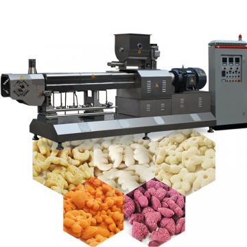 Seasoning Evenly Food Machinery Snack Flavoring Food Production Line